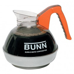 BUNN EASY POUR,(ORANGE)