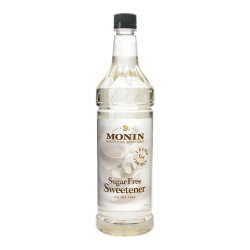 Monin Sugar-Free Sweetener (1L Bottle)