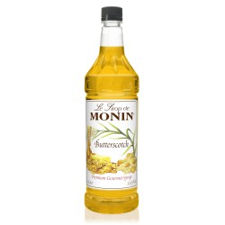 Monin Butterscotch Syrup 1L