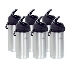 Case of 6 BUNN AIRPOTS, SST 3.8L