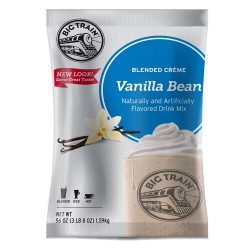Big Train Vanilla Bean Blend Creme (3lb Bag)