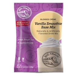Big Train Vanilla Smoothie Mix (3lb Bag)