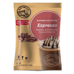 Big Train Blended Iced Espresso (3lb Bag)