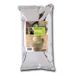 Mocafe Chocolate Mint Mocha Frappe Mix, 3 lb Bag