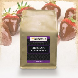 Chocolate Strawberry Flavored Coffee