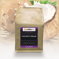 Coconut Cream Flavored Coffee