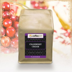 Cranberry Cream Flavored Coffee