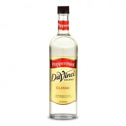 DaVinci Peppermint Syrup 750ml