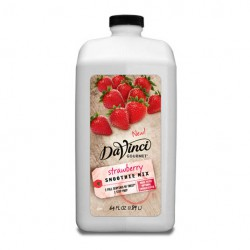 DaVinci Natural Strawberry Smoothie (64 fl oz)