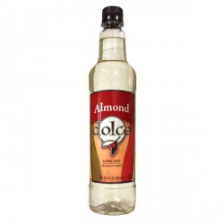 Dolce Almond Syrup 750ml