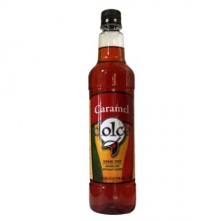 Dolce Caramel Syrup 750ml