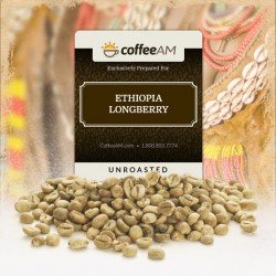 Ethiopia Longberry Green Coffee