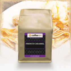 French Caramel Flavored Coffee