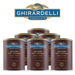Ghirardelli Frappe Frozen Hot Cocoa (Case of 6)