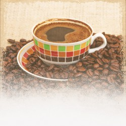 Gourmet Flavored Coffee Sampler  - 6 (half-pounds)