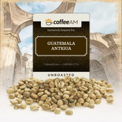 Guatemala Antigua Green Coffee