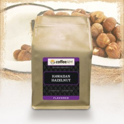 Hawaiian Hazelnut Flavored Coffee
