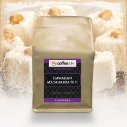 Hawaiian Macadamia Nut Flavored Coffee
