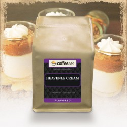 Heavenly Cream Flavored Coffee