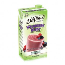 DaVinci Wildberry Blast Smoothie (64oz)