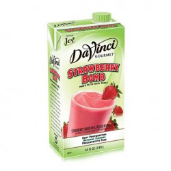 DaVinci Strawberry Bomb Smoothie (64oz)