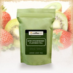 Kiwi-Strawberry Flavored Tea