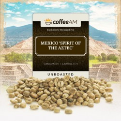 Mexican Green Coffee