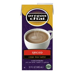 Oregon Chai Spiced 32 oz