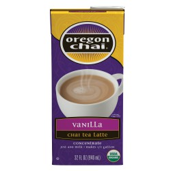 Oregon Chai Vanilla 32 oz