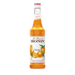 Monin Orange Coffee Syrup, 750 ml