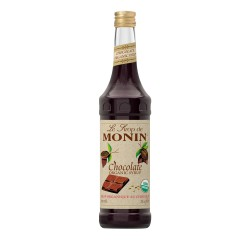 Organic Monin Chocolate Syrup 750ml