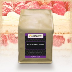 Raspberry Cream Flavored Coffee