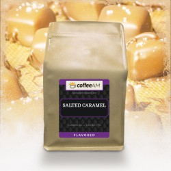 Salted Caramel Flavored Coffee
