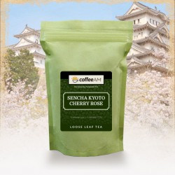 Sencha Kyoto Cherry Rose Tea