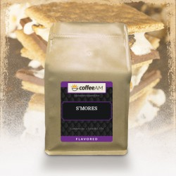 Smores Flavored Coffee