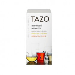 Tazo Assorted Tea