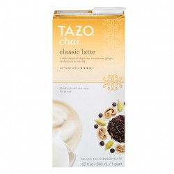 Tazo Chai Concentrate 32 oz