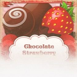 Chocolate Strawberry Flavored Coffee (Valentine's Day Theme)