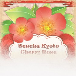 Sencha Kyoto Cherry Rose Tea (Valentine's Day Theme)