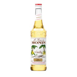 Monin Vanilla Coffee Syrup, 750 ml