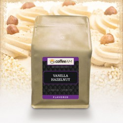 Vanilla Hazelnut Flavored Coffee