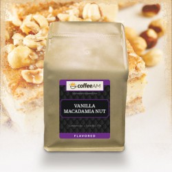 Vanilla Macadamia Nut Flavored Coffee