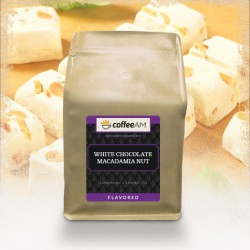 White Chocolate Macadamia Nut Flavored Coffee
