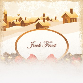Jack Frost-12 Days of Coffee