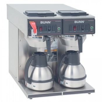 BUNN CWTF TWIN-TC, 120/240V SF