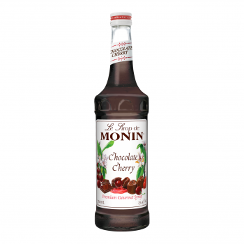 Monin Chocolate Cherry Syrup 750ml / 25.4 fl oz
