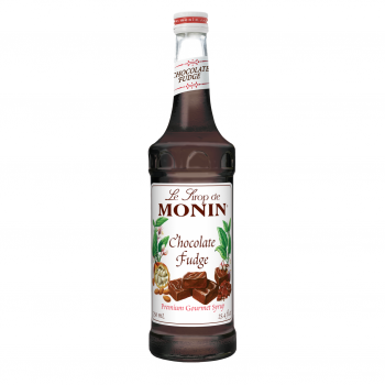 Monin Chocolate Fudge 750ml / 25.4 fl oz