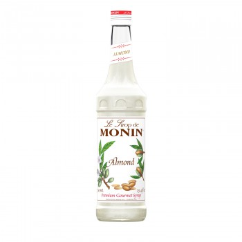 Monin Almond Coffee Syrup, 750 ml