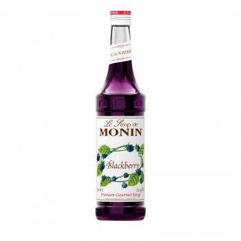Monin Blackberry Coffee Syrup, 750 ml