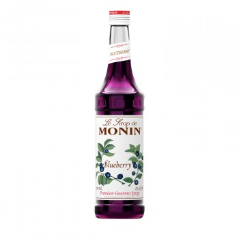 Monin Blueberry Coffee Syrup, 750 ml